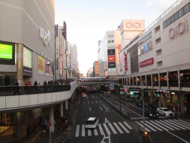 東京都町田駅前