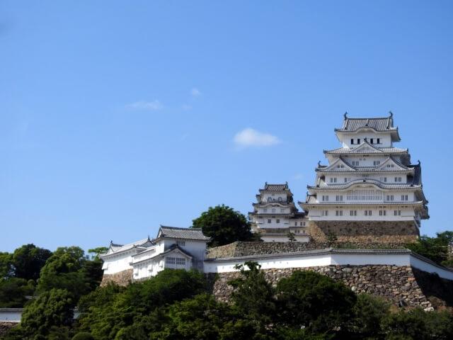 兵庫県姫路市の姫路城