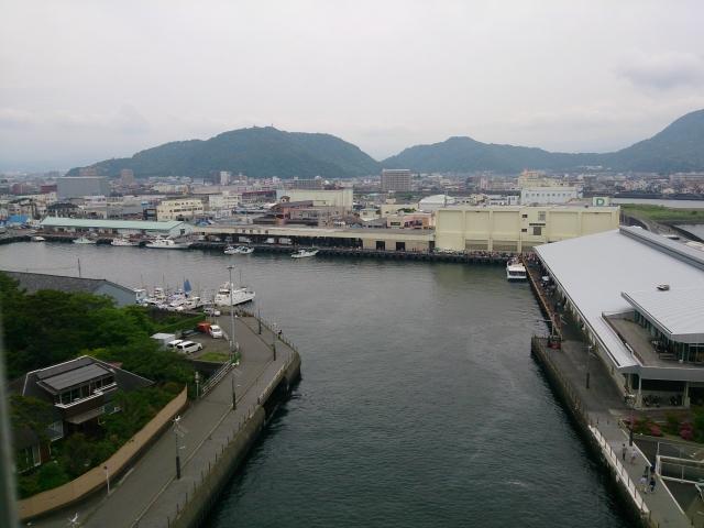沼津市の港
