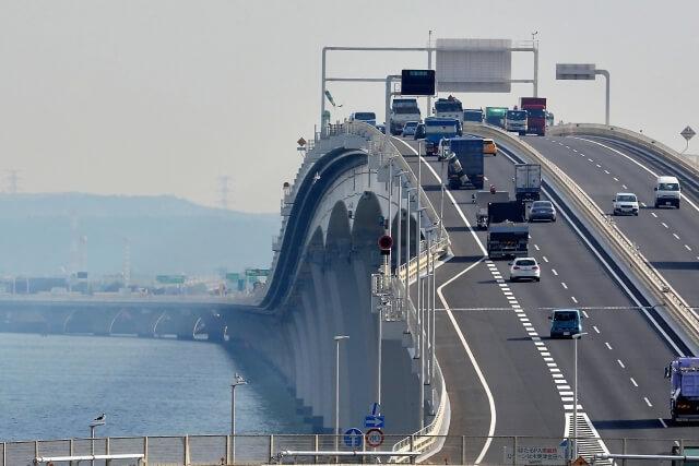 高知県にある道路